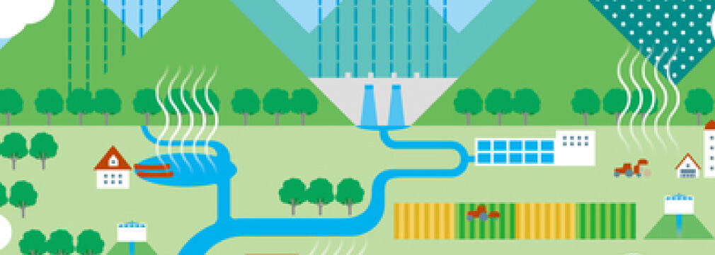 木曽川、豊川、矢作川水系 ダム貯水率