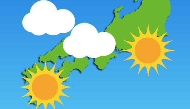 愛知県内気象データ