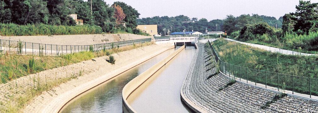 愛知用水(木曽川水系)